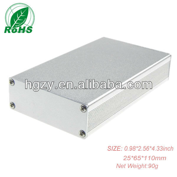 aluminum extrusion profile 25*65*110mm