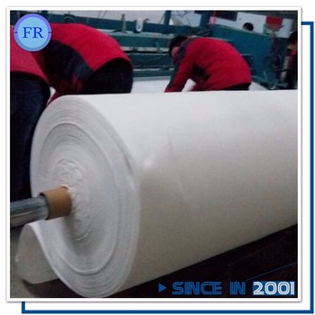 Low Cost 300 Gsm Non Woven Geotextile Fabric For Road Underlayment - Buy  Geotextile Fabric,Non Woven Geotextile,Geotextile Fabric For Road