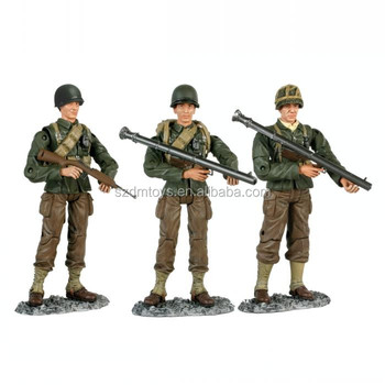 wholesale military soldier realistic military gundam action figure