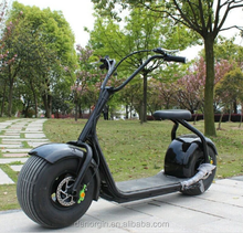 citycoco 2 wheels off road smart 1000w fat tire electric scooter with bluetooth