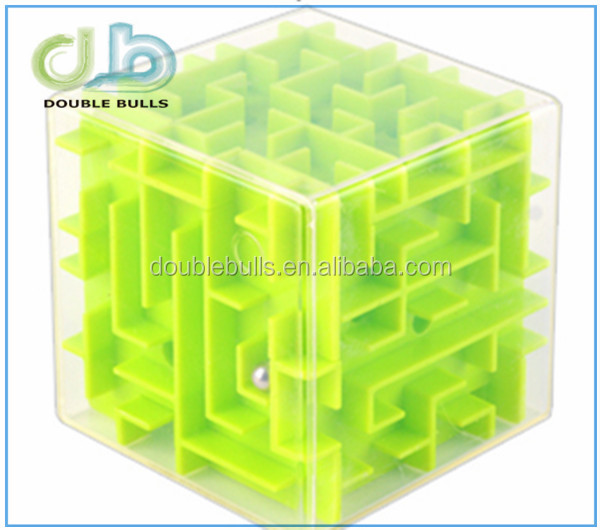 China manufacture promotional transparent children maze