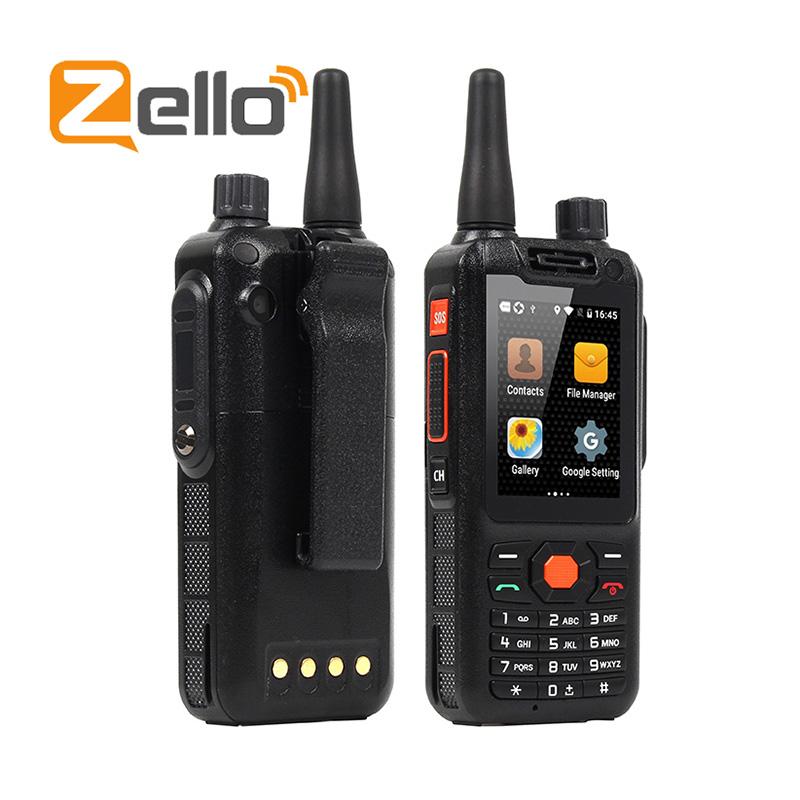 F25 Walkie Talkie 2.4 inch MTK6735 Quad Core Android Zello 1GB RAM 8GB ROM 4G LTE Smartphone