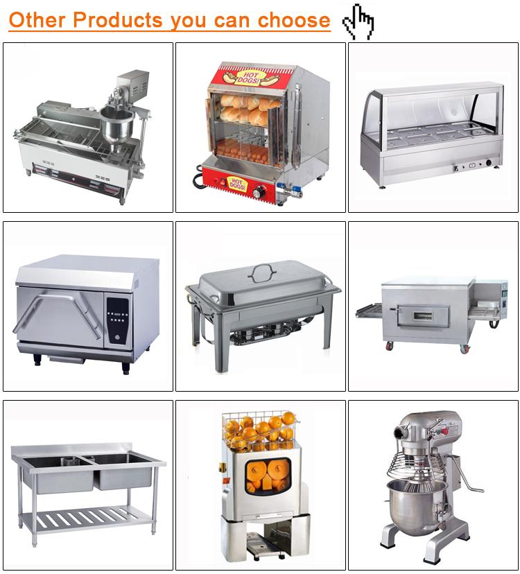 Equipamentos de cozinha Rolo de indução topo aço inoxidável aquecedores de alimentos buffet atrito prato