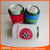 Factory price brand promotion and advertise fancy printed beer can holder