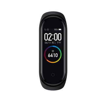 Xiaomi Mi 4 Band Smart Miband 4 Bracelet Heart Rate Fitness 135mAh Color Screen Waterproof Level 5ATM Xiao Mi MI4 BAND фото