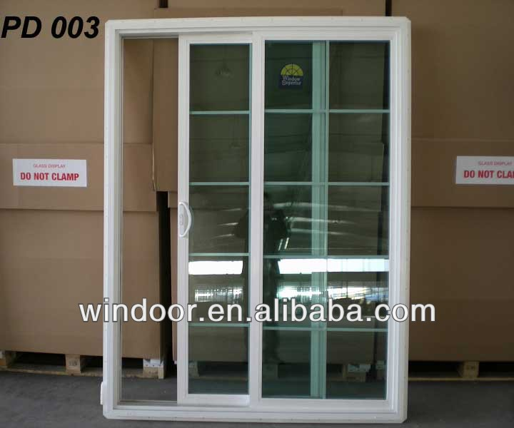 China PVC Sliding Door For Office