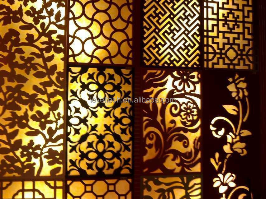 Decorative Carved Mdf Grill Wall Panel - Buy Decorative Carved Mdf