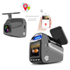 Hot-selling 1080p DashCamwith WIFI and GPS tracking car dvr camera with parking mode G-sensor