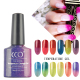CCO Soak Off Temperature Color Change Mood 24 Colors Nail Gel Polish