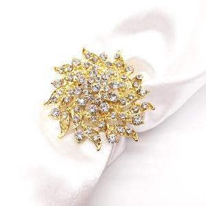 Gold Napkin Rings 02f25706ff50