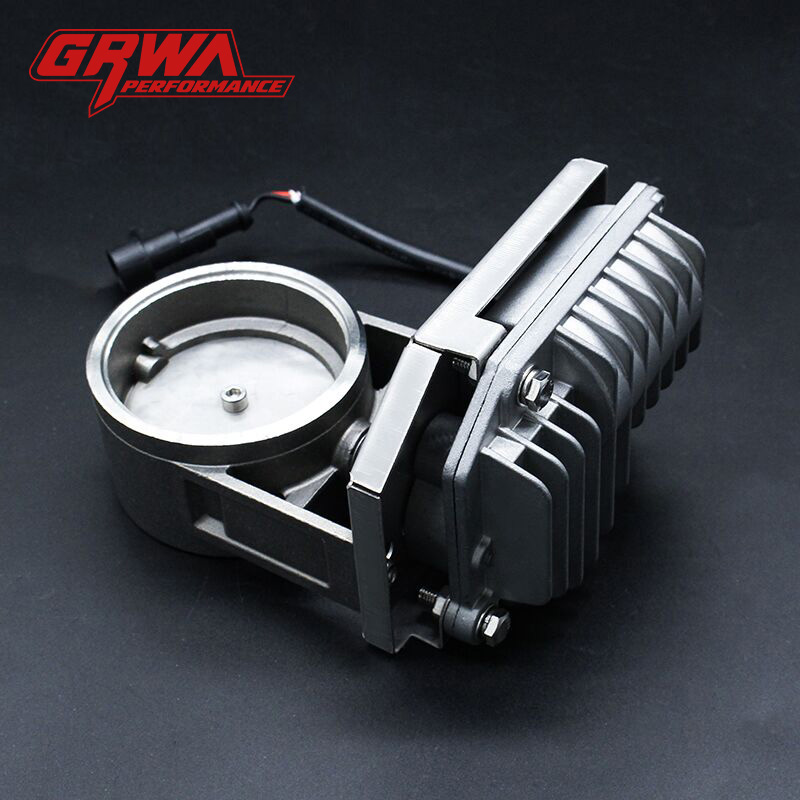 2019 GRWA High performance exhaust valve exhaust cutout with remote contral