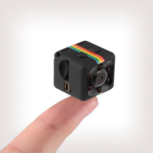 Mini Camera Micro Motion Full HD 1080P DV DVR SQ11 Small Infrared Night Vision Audio Recorder Action Camera