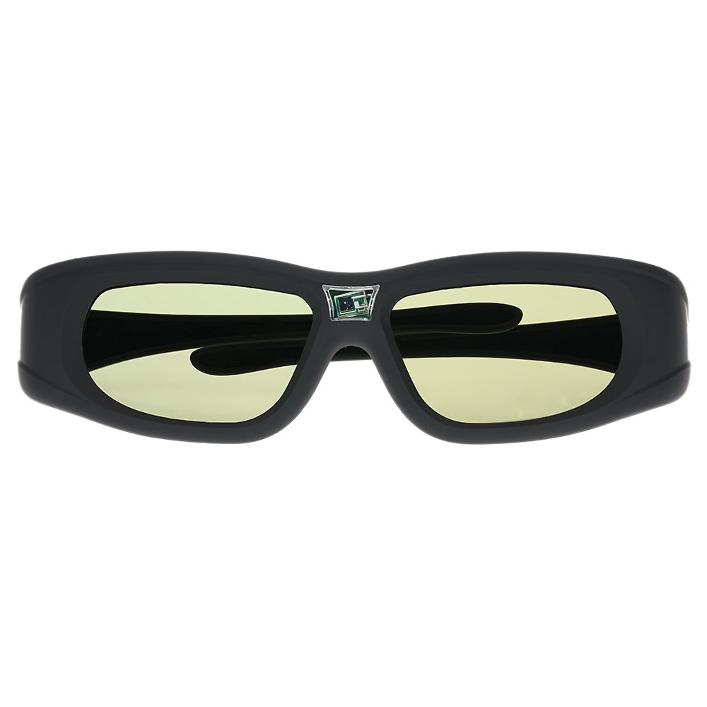 SainSonic GBS G05-DLP 3D Active Shutter Glasses for DLP-Link Projector 3D Glasses
