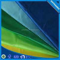 Shiny Look Warp Knitting Plain Fabric, Tricot Dazzle Garment Fabric