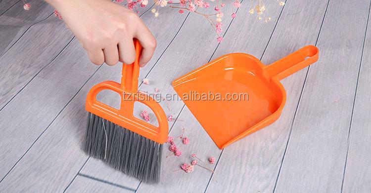 Wholesale manufacturer cheap price plastic Brush and Dustpan Sets