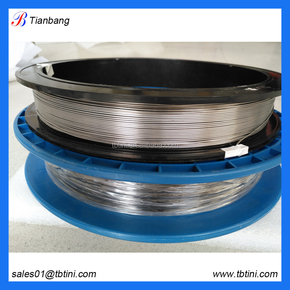 low price good quality nitinol material memory metal wire