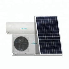 12000Btu Split Hybrid solar air conditioner, solar air cooler, home appliance 3500W solar aire acondicionado