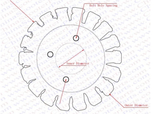 transformer 104mm 18 coils magneto stator for majesty yp250 roketa  mc-54b linhai on switch diagrams 02 saab ac wiring