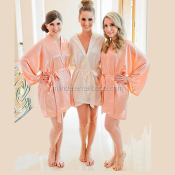 Wedding Robe Gift Bridalshower Robes For Bride Bridesmaid Mother Sister Of The