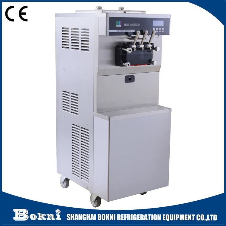 למעלה מכונה יוגורט קפוא/מכונת גלידה למכירה--מספר זיהוי מוצר:60595180461 GP-82