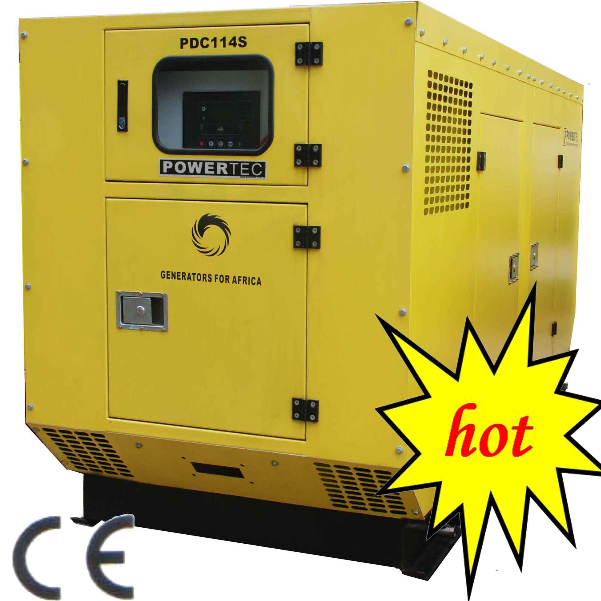 Generator 200kva Sound Proof Generator 200kva Sound Proof