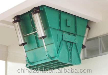 High quality products sludge bucket used for water treatment