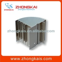 Double Glazed Frame aluminum glass door and window frame