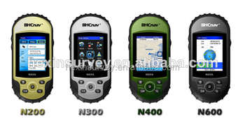 NAVA300 cheap handheld gps with High accuracy