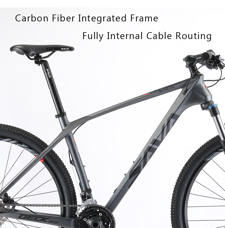 Quick shipping carbon bike 29 inch CE Certificate carbon fiber MTB bike ready to ship