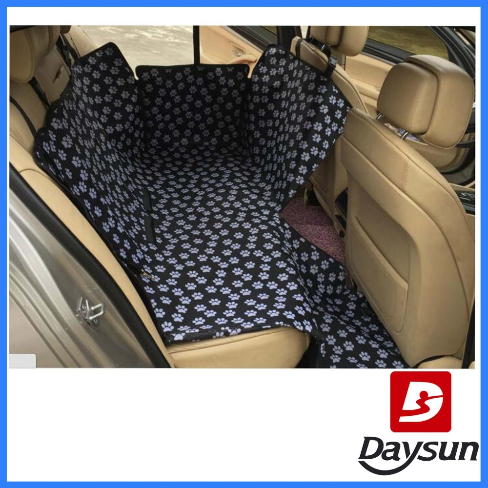 Customized Waterproof Pet Seat Cover Backseat Pet Car SUV Seat Cover