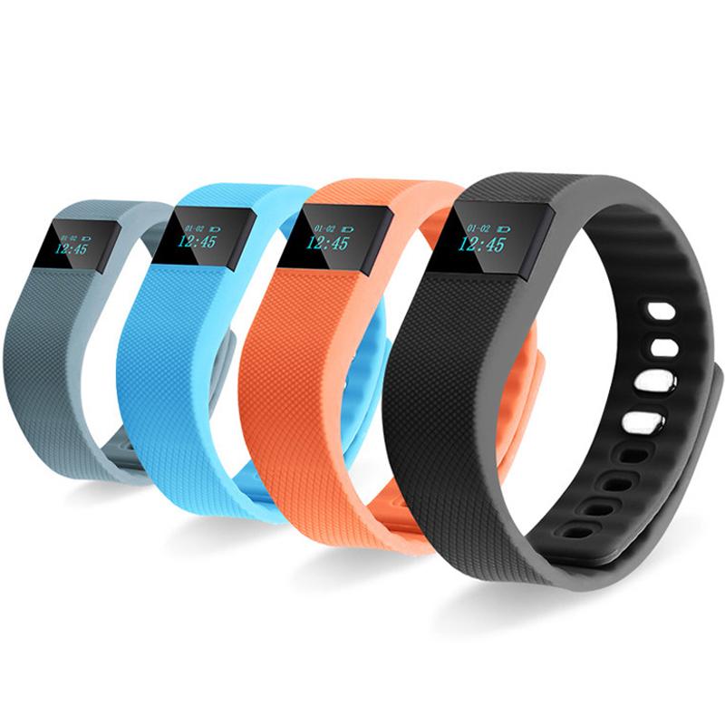 Newest TW64 Smartband Sport Samrt Wristband Pedometer Fitness Tracker Bracelet