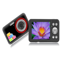 "2.7"" TFT LCD 12.0 MP bulk slr 720P digital cameras"
