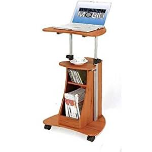Generic ....ern Cart Tr Cart Tray Adjusts Desk Roll Computer Desk Rolls ctern Cart Stand Table tern Cart Portable Laptop and Tab Podium Lectern able Laptop