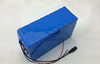 Customized capacity li-ion battery pack 36v 10ah battery for Self Balancing 2 wheel scooter/e-bike/power tools