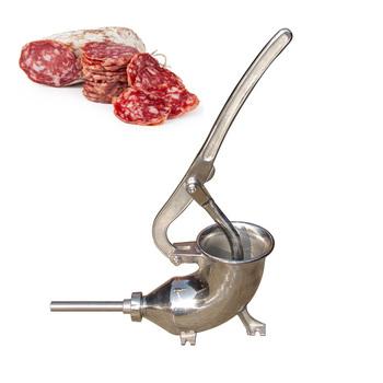 Manual Kitchener Sausage Stuffer Parts - Buy Kitchener Sausage Stuffer  Parts,Manual Vertical Sausage Filler,Automatic Sausage Making Machine  Complete ...