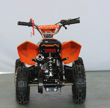 Quad bike four wheel motorcycle atv tow behind trailer