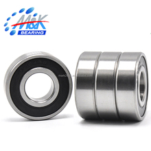 Cheap China Ball bearings 6200 Deep Groove Ball Bearings 6200 z
