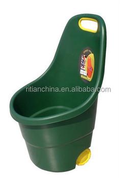 Plastic Garden Tool Cart Easy/garden Cart.easy Go