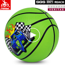 Latest design standard size weight soft rubber material basketball