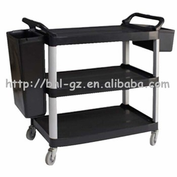 Hotel Supply Stainless Steel Movable kitchen storage trolley clearance black kitchen trolley with basket facial trolley  sc 1 st  Guangzhou BHL Trading Co. Ltd. - Alibaba & Hotel Supply Stainless Steel Movable kitchen storage trolley ...