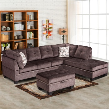 Good Quality Furniture Living Room Sofa Luxury Comfortable Sitting Corner  Sectional Sofa - Buy Comfortable Sitting Sofa,Corner Sectional ...