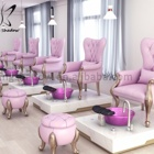 barber shop furniture spa salon furniture pedicure chair foot spa