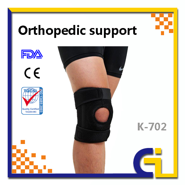 Best For Injury Knee Neoprene Silicone Pad Patella Knee Support