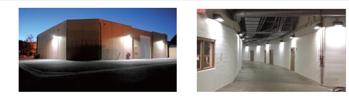 Led Wall Pack Light 50w Ul/cul Ip65 Interior Wall Led Light 3 ...