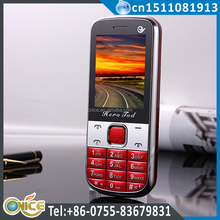 2.4 inch hot selling dual card dual standby CDMA 800mhz CDMA+GSM go phone wing mobile phone 3000 mah