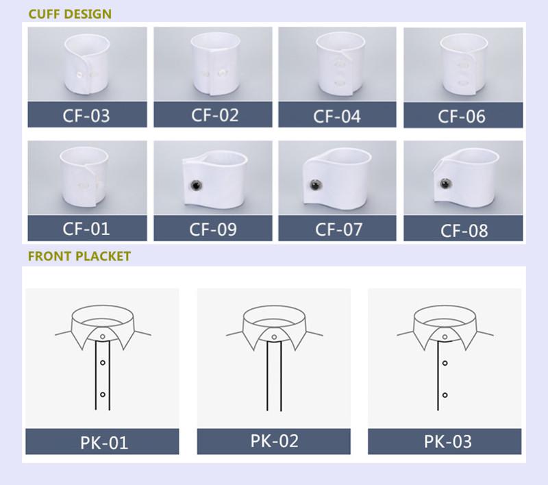 CUFF DESIGN