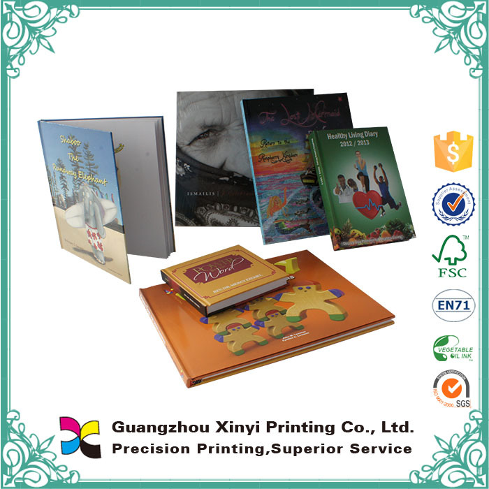 hardcover type sewing binding custom printed coloring book set - Coloring Book Paper Type