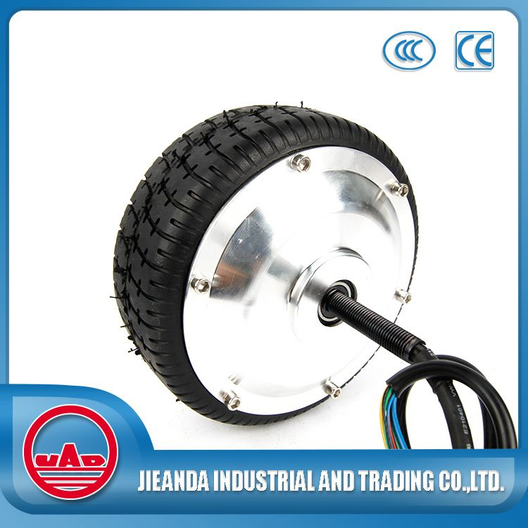 High Speed Brushless E-bicycle Motor Built-in reduction gear/ Brushless Front Wheel Hub Motor For bicycle