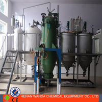 used engine oil distill to diesel and gasoline oil refinery machine
