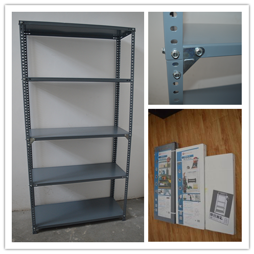 metal bolted racking, bolted shelving